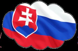 slovenska vlajka